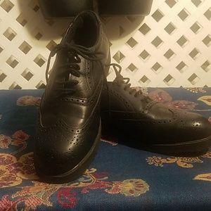 Men's Rockport Works Shoes Steel Toe  9